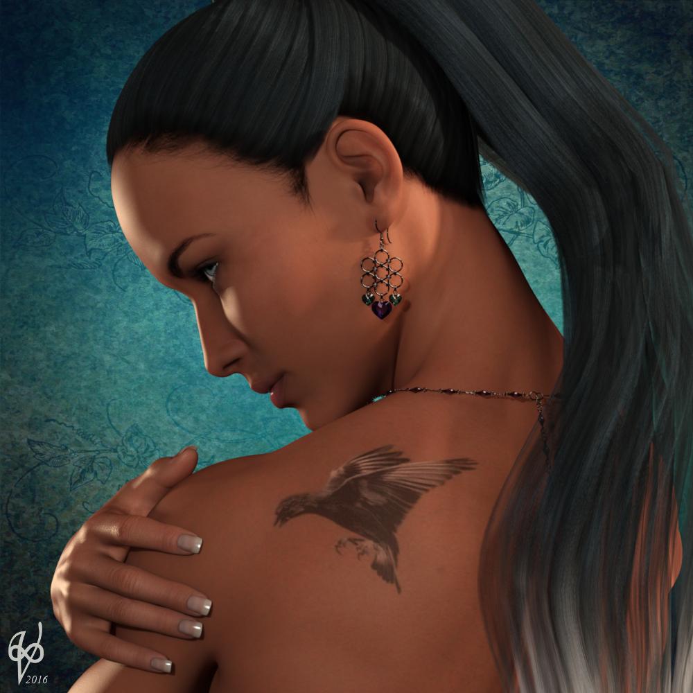 blackbird tattoo by kismet2012 on deviantart