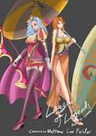 Ashe And Leona