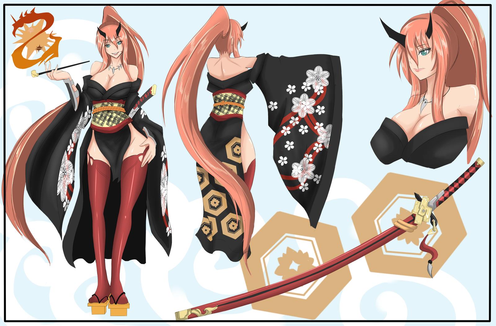 Character Design Oc : Design oc character by torahimemax on deviantart