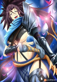 League Of Legends Yasuo