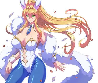 Artoria Pendragon Ruler