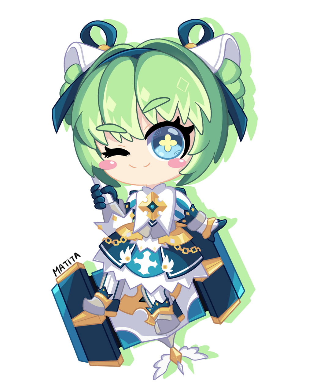 Lime - Grand Chase Dimensional Chaser by lMatital on DeviantArt