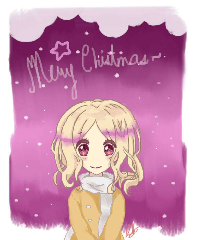 Merry christmas!~ by amelia250