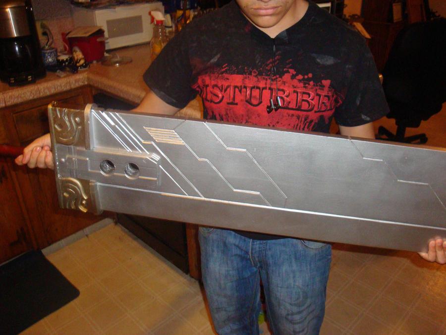 Buster Sword Ff7 Cloud
