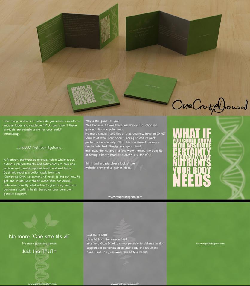 Brochure by onecrazydiamond on DeviantArt