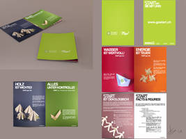 START Paper brochure by onecrazydiamond