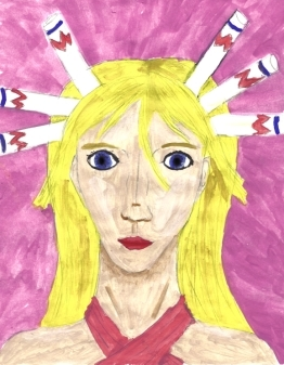 Legend of Mana Heroine by Edhelin