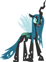 Queen Chrysalis Vector by Edhelin
