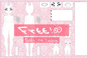 FREE  //   Reference Complete  (Gift Me Credits) by Amii-R00