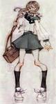 schoolgirl by nkns0ksn