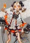[Arknights Fan Art Contest] IFRIT by nkns0ksn