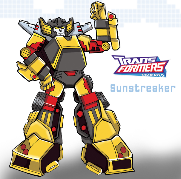 Transformers Sunstreaker by ninjha on DeviantArt