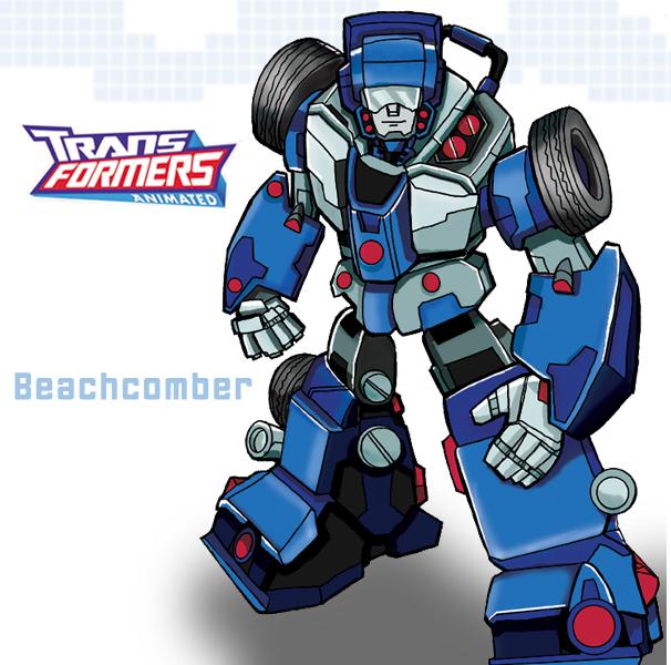 Transformers Beachcomber by ninjha