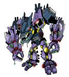 SoD - Terrocons Blot Monster