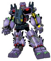 SoD - Terrocons Blot Robot by ninjha