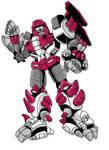 Sod - Terrocons Hungrr-robot