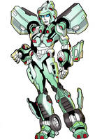 Female Autobot... but who?