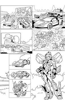 Moonracer Story