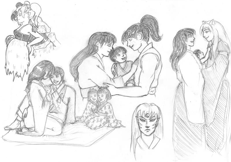 Joys of Parenthood by Arlome