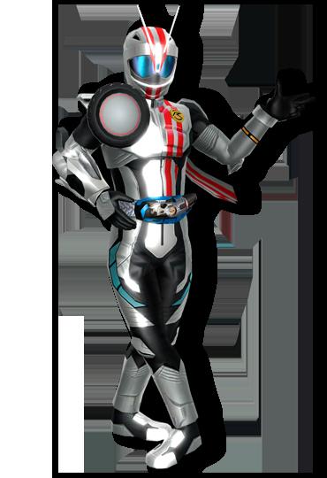 Metroid: Kamen Rider Generations Character Sheet 1 by