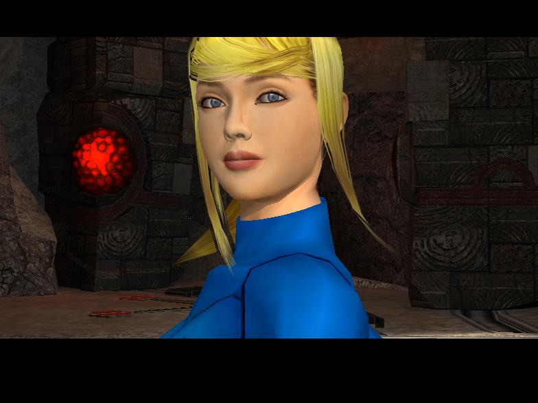 Zero Suit Samus (Metroid Prime 2 Echoes) by imperialdramonDRMode