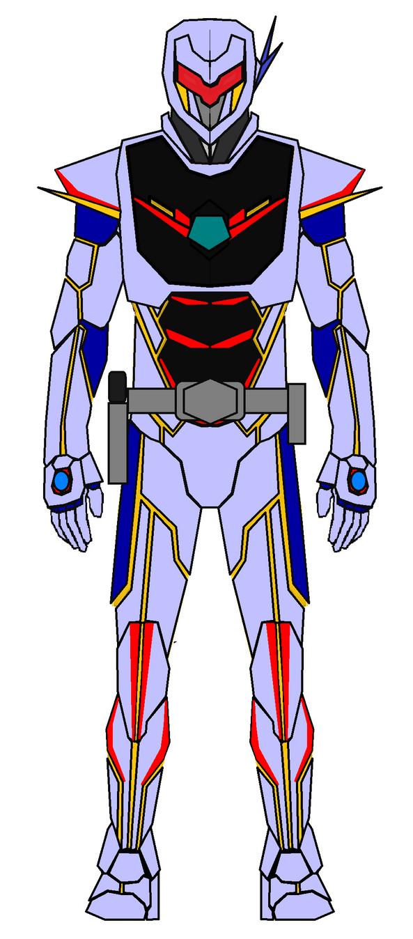 Kamen Rider Ex-Ange by imperialdramonDRMode