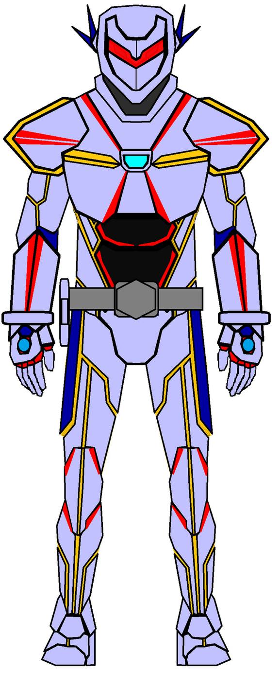 Kamen Rider Ex-Ange final by imperialdramonDRMode