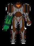 Dark Suit Ex-Aid Era for EeveeNicks