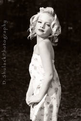Little Marilyn by DShulackPhotography