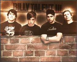 Billy Talent CD Cover by N27
