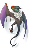 Noivern by YuzaHunter