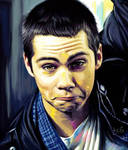 Teen Wolf: Stiles Stilinski -COLLAB-
