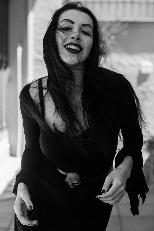 Vampira Again by BelkaHazler