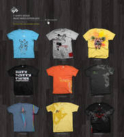 Music Tshirts by system-s