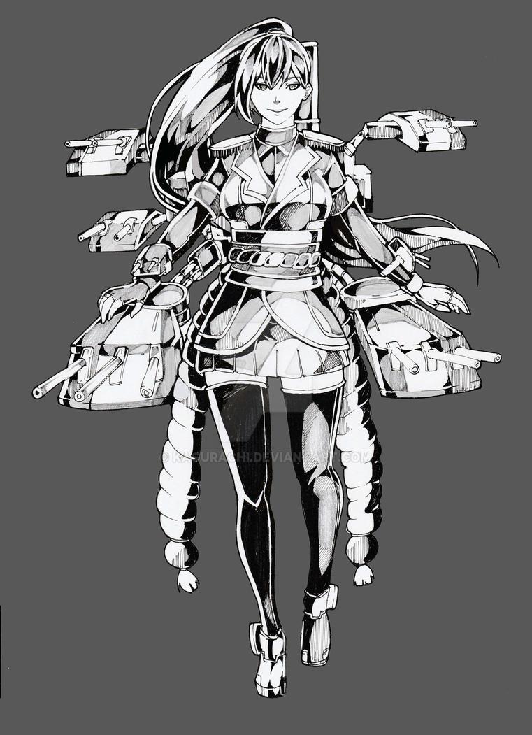 Bushoumusmere gungnir by Kagurachi