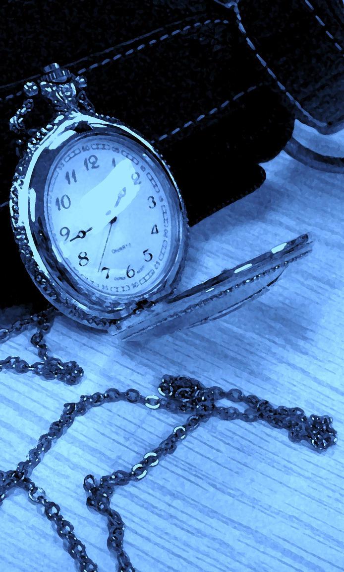 Pocket Watch by SenraKai
