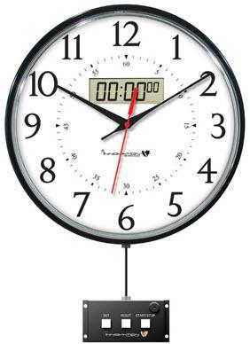 Innovation Wireless Analog Countdown Timer by digitalwallclock