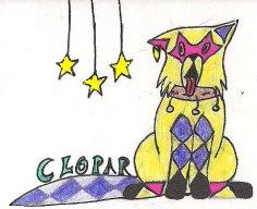 Clopar visit's the Doctor by LotusTwister