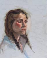 portrait study by Remnant1987