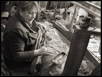 Weaving master