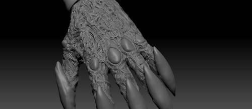 Hand001 by GergelyHan