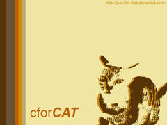 C for cat by just-like-that