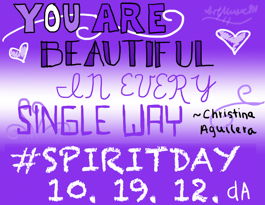 You Are Beautiful ~Christina Aguilera by artmusic981