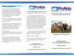 Proficio Mortgage Brochure 02 Outside