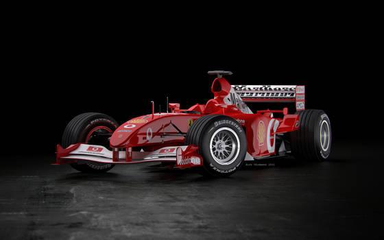 Ferrari F1 2002