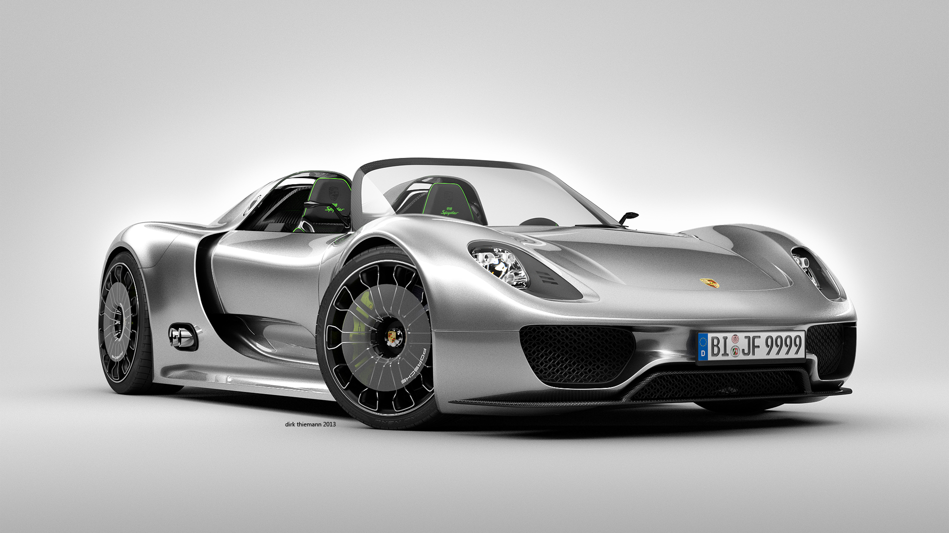 porsche 918 spyder by graf ics on deviantart. Black Bedroom Furniture Sets. Home Design Ideas