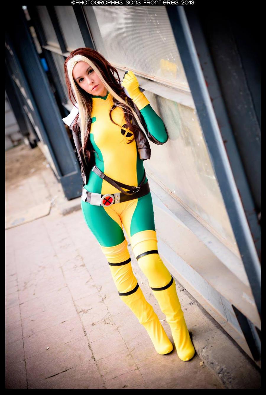 Rogue's X-Men by honey----bunny