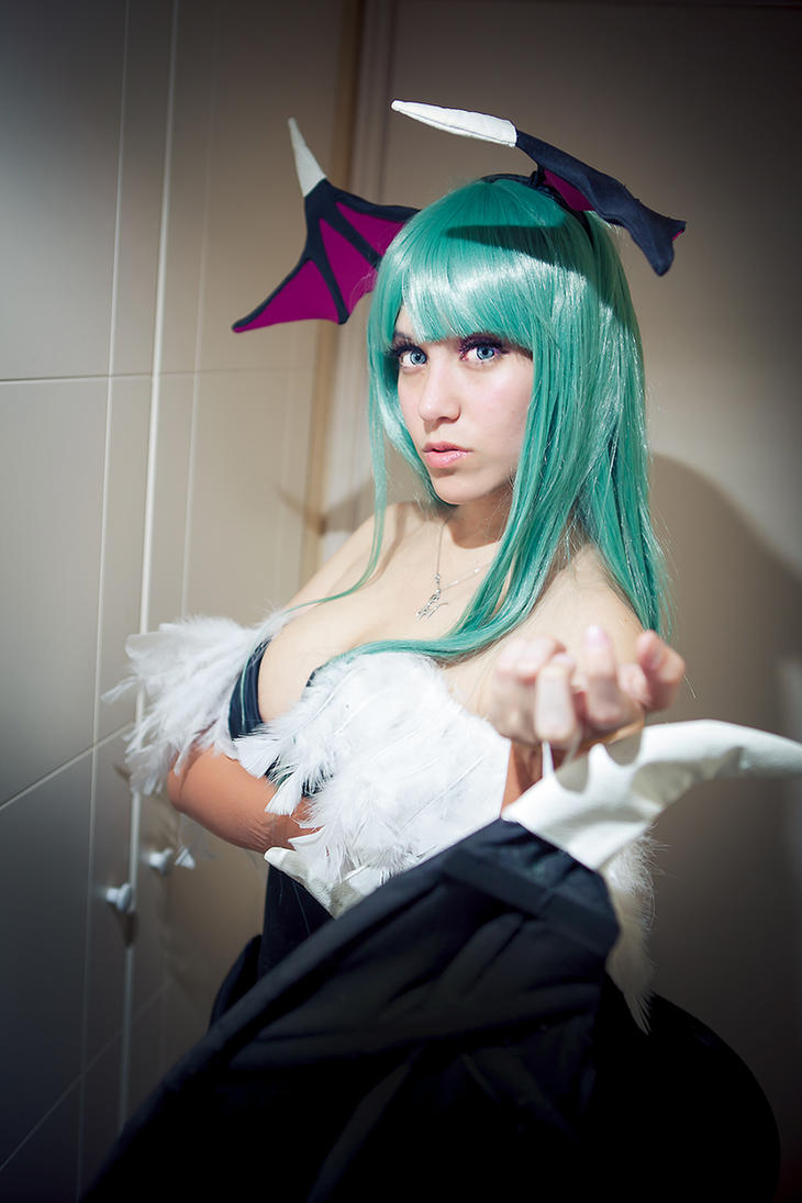 Morrigan Aesland- the succubus by honey----bunny