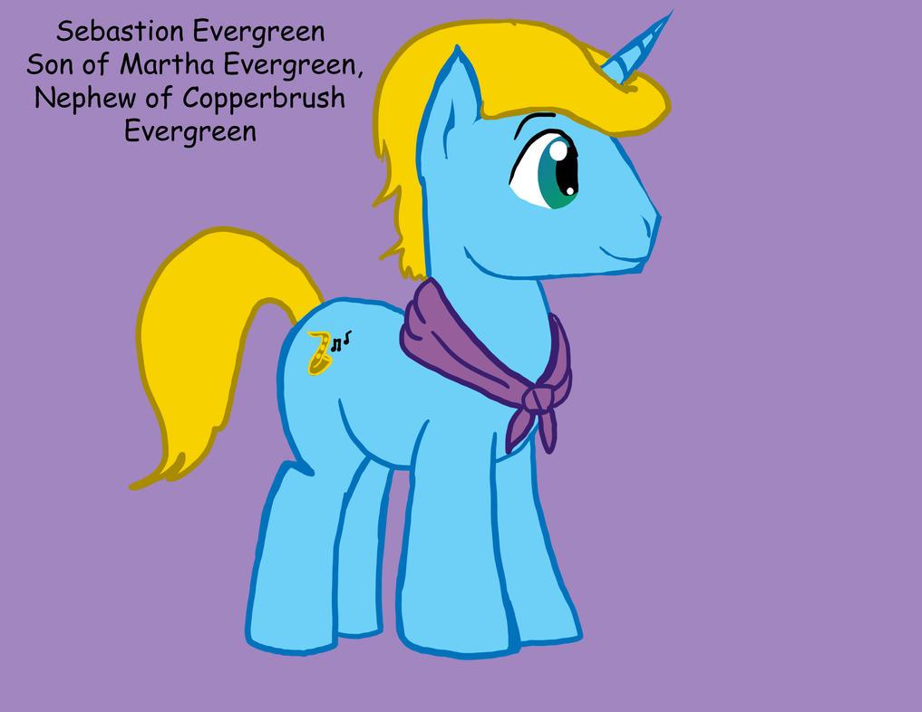 MLP Next Gen Bio: Sebastian by Dragonlover50