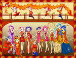 Happy Chinese New Year from Equestria!